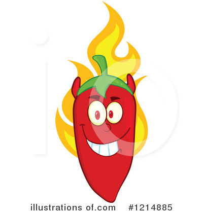 Devil Clipart #1214885 by Hit Toon