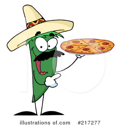 Jalapeno Clipart #217277 by Hit Toon