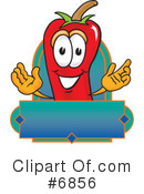 Chili Pepper Clipart #6856
