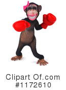 Chimp Clipart #1172610 by Julos
