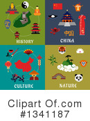 Chinese Clipart #1341187 by Vector Tradition SM