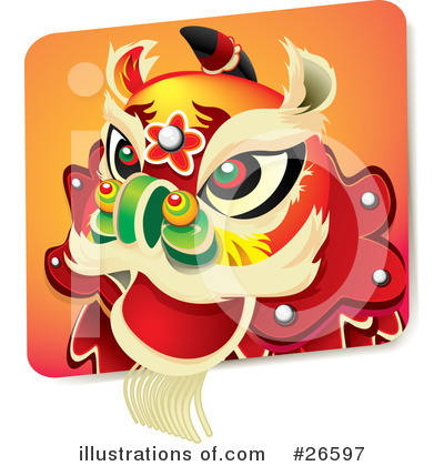 Chinese New Year Clipart #26597 by NoahsKnight