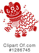 Chinese Dragon Clipart #1286745 by BNP Design Studio