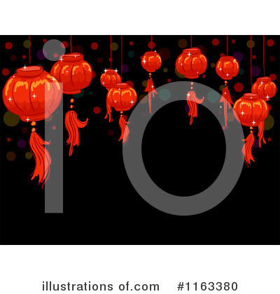 Chinese New Year Clipart #1163380 by BNP Design Studio