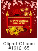 Chinese New Year Clipart #1612165 by Vector Tradition SM