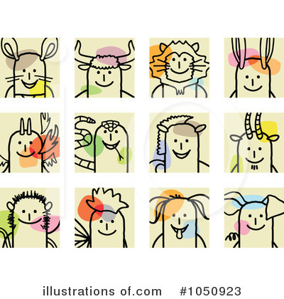 Zodiac Clipart #1050923 by NL shop