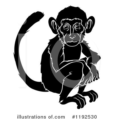 Chinese Zodiac Clipart #1192530 by AtStockIllustration