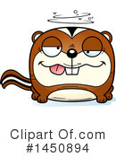 Chipmunk Clipart #1450894 by Cory Thoman