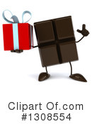 Chocolate Bar Clipart #1308554 by Julos