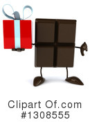 Chocolate Bar Clipart #1308555 by Julos