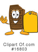 Chocolate Character Clipart #16803 by Toons4Biz