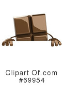 Chocolate Character Clipart #69954 by Julos