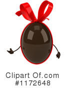 Chocolate Easter Egg Clipart #1172648 by Julos