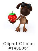 Chocolate Lab Clipart #1432061 by Julos