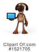Chocolate Lab Clipart #1521705 by Julos