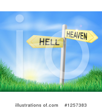 Heaven Clipart #1257383 by AtStockIllustration