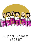 Choir Clipart #72867