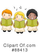 Choir Clipart #88413