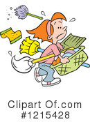 Chores Clipart #1215428 by Johnny Sajem