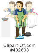 Chores Clipart #432893 by BNP Design Studio