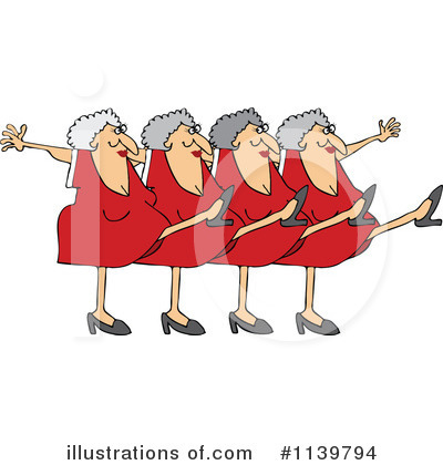 Old Woman Clipart #1139794 by djart