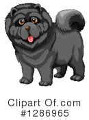 Chow Chow Clipart #1286965