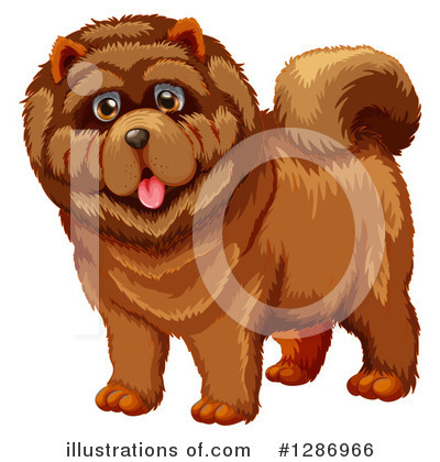 Dog Clipart #1286966 by Graphics RF