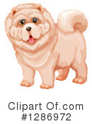 Chow Chow Clipart #1286972