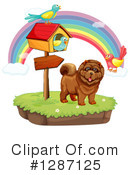 Chow Chow Clipart #1287125