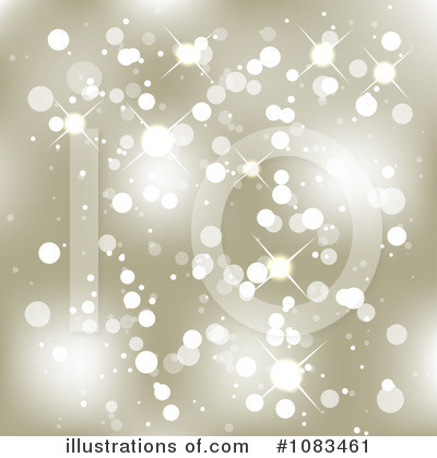 Christmas Background Clipart #1083461 by vectorace