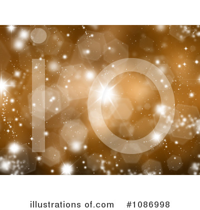 Royalty-Free (RF) Christmas Background Clipart Illustration by KJ Pargeter - Stock Sample #1086998