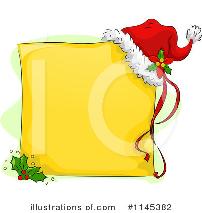Christmas Background Clipart #1145382 by BNP Design Studio