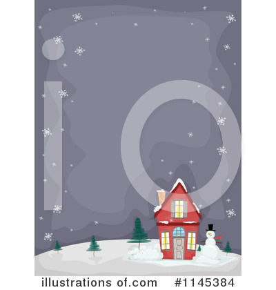 Christmas Background Clipart #1145384 by BNP Design Studio