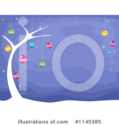 Christmas Background Clipart #1145385 by BNP Design Studio