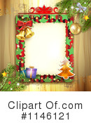 Christmas Background Clipart #1146121
