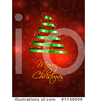 Christmas Greetings Clipart #1146606 by KJ Pargeter