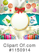 Christmas Background Clipart #1150914 by merlinul