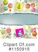 Christmas Background Clipart #1150915 by merlinul