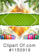 Christmas Background Clipart #1150919