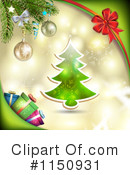 Christmas Background Clipart #1150931