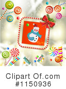Christmas Background Clipart #1150936 by merlinul