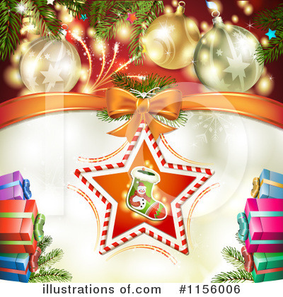 Christmas Stocking Clipart #1156006 by merlinul