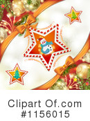 Christmas Background Clipart #1156015 by merlinul