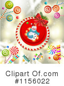 Christmas Background Clipart #1156022 by merlinul