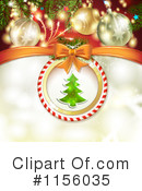 Christmas Background Clipart #1156035