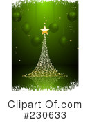 Christmas Background Clipart #230633