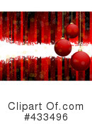 Christmas Background Clipart #433496