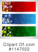 Christmas Banners Clipart #1147022