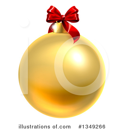 Bauble Clipart #1349266 by AtStockIllustration