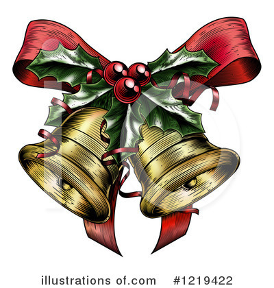 Bow Clipart #1219422 by AtStockIllustration